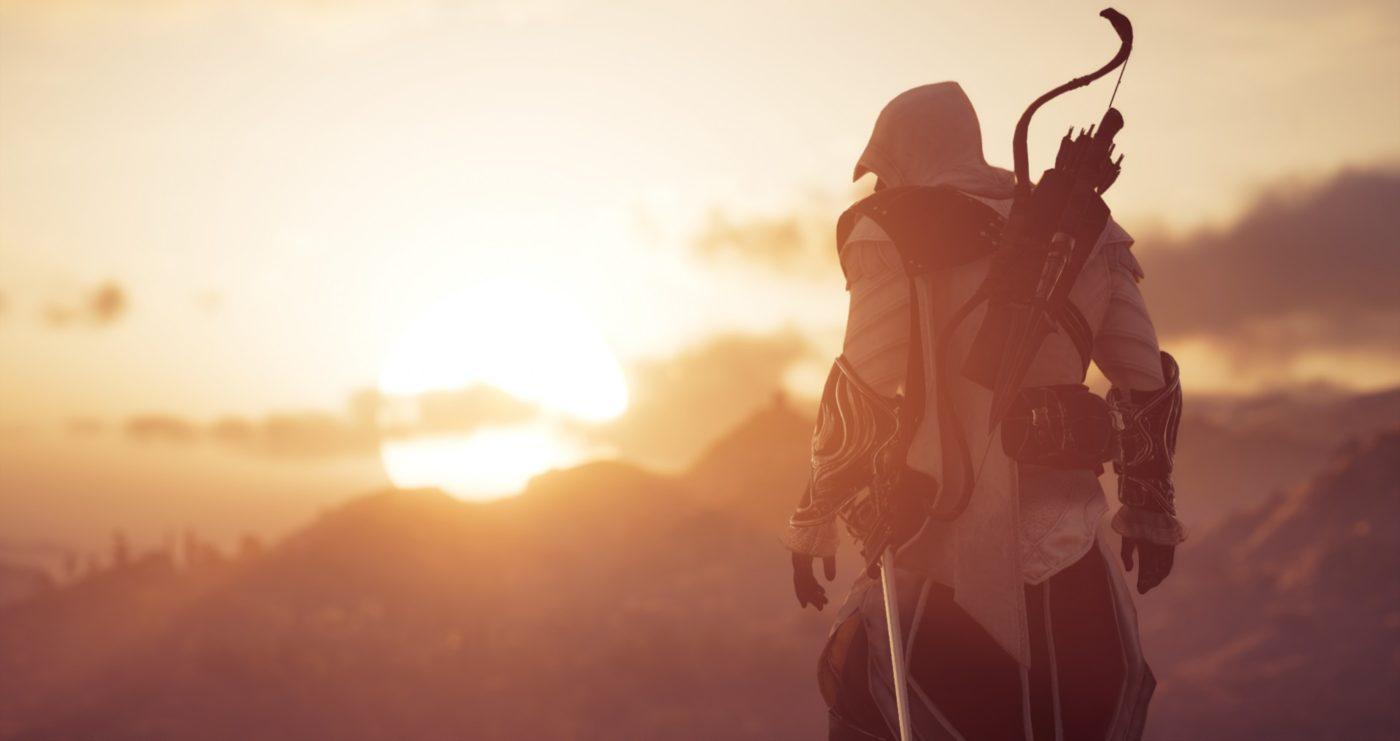 Assassins Creed Odyssey Ezio Costume Sneak Peek