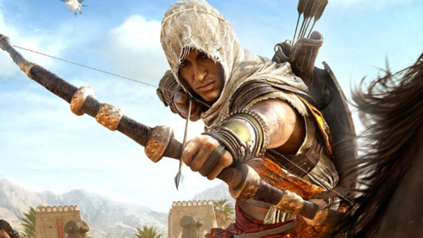 Assassins Creed Origins Bayek