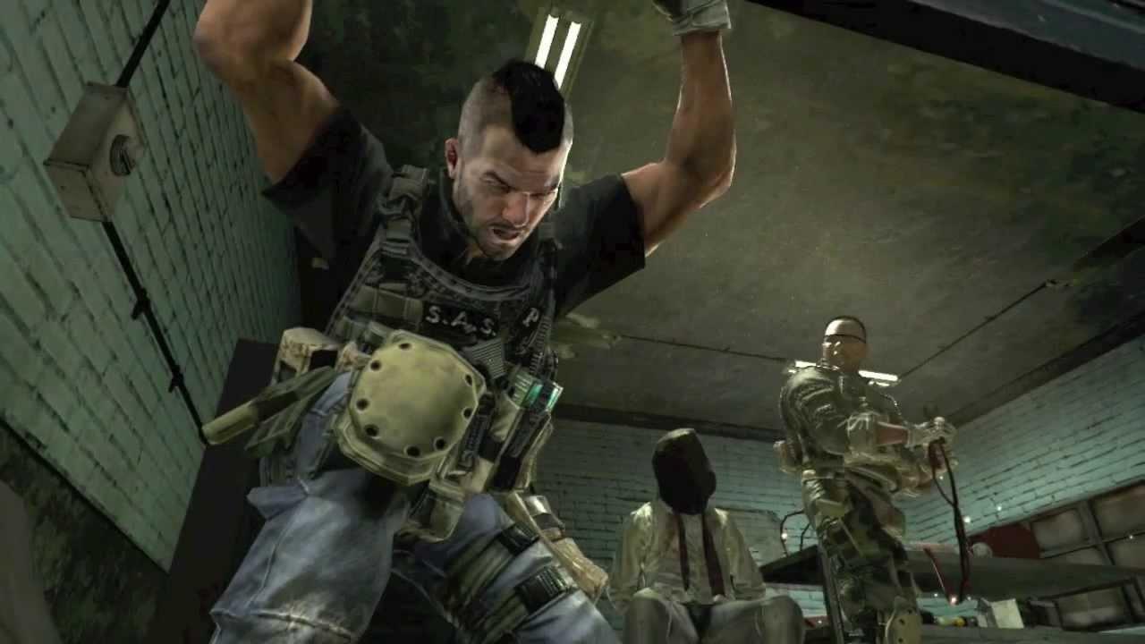 Call of Duty: Modern Warfare 2 Remastered Soap