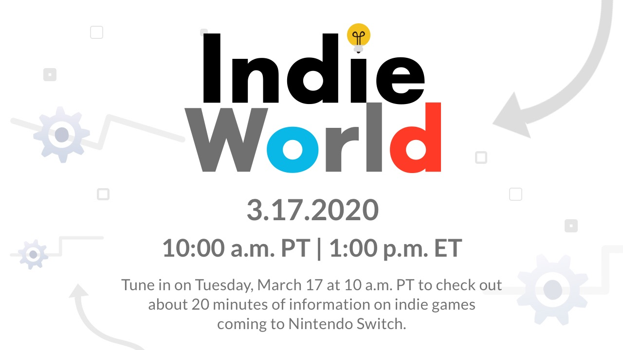 Indie World Event 2020