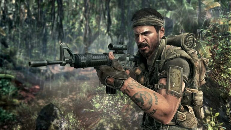Call of Duty 2020 Frank Woods