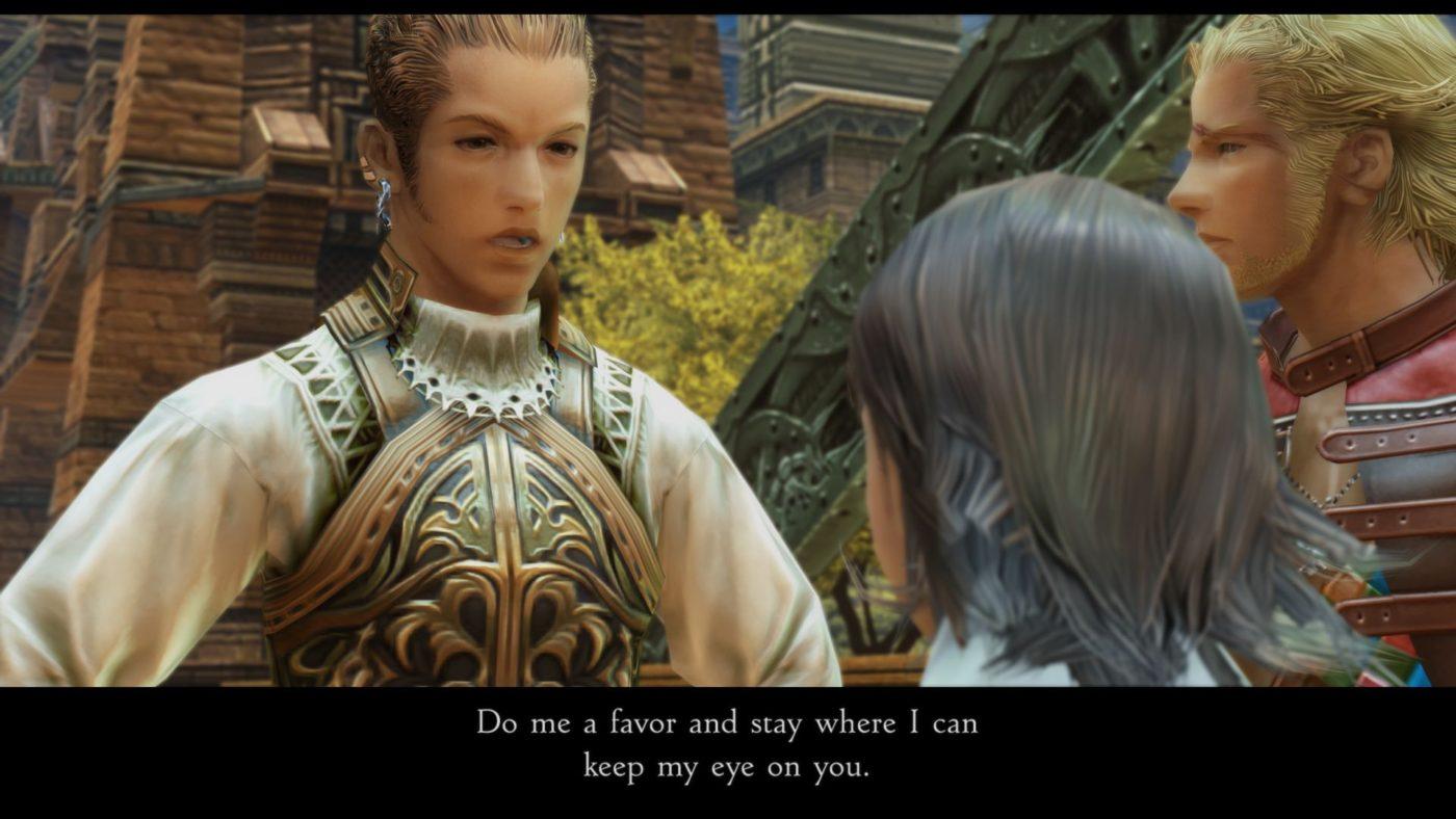 Final Fantasy XII Balthier