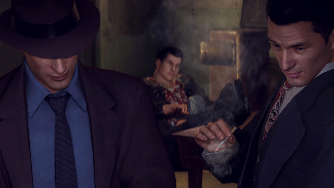 Mafia II gang