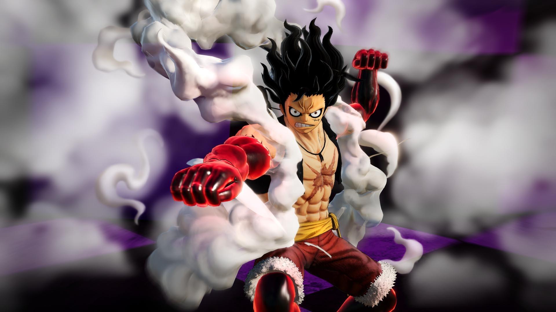 One Piece: Pirate Warriors 4 Gear 4 Bounce Man