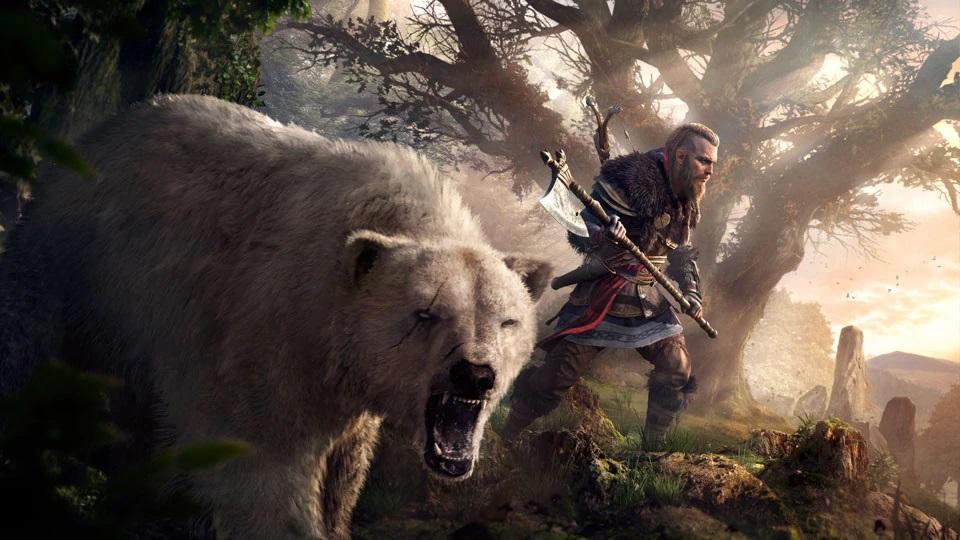 Assassins Creed Valhalla Berserker form