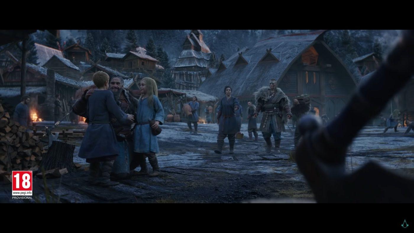 Assassins Creed Valhalla Settlement