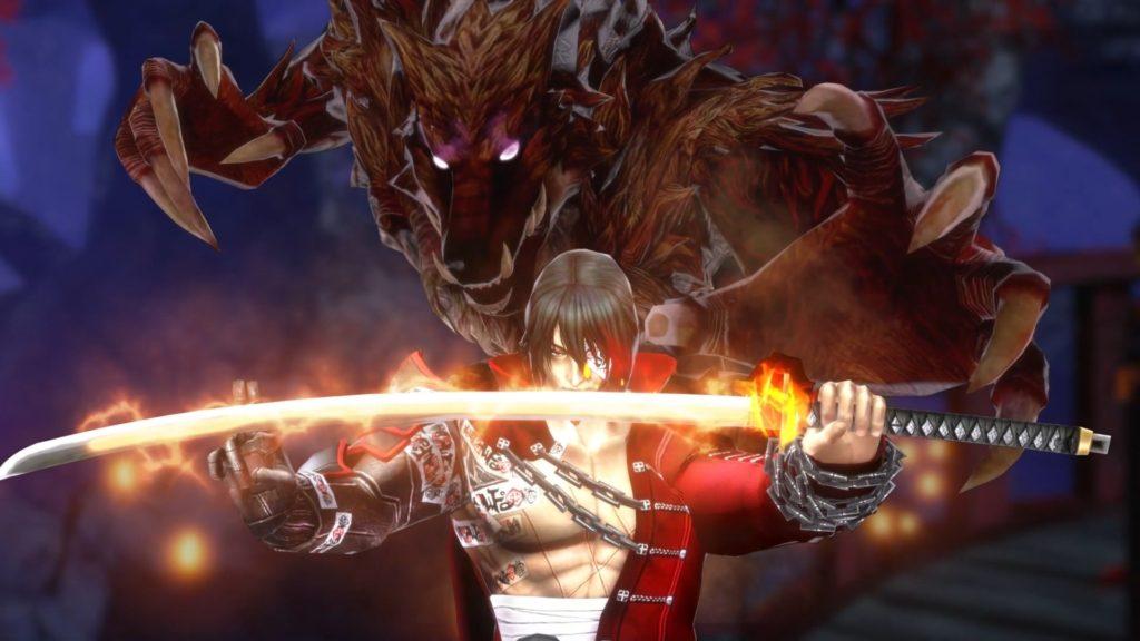 Bloodstained Ritual of the Night Zangetsu