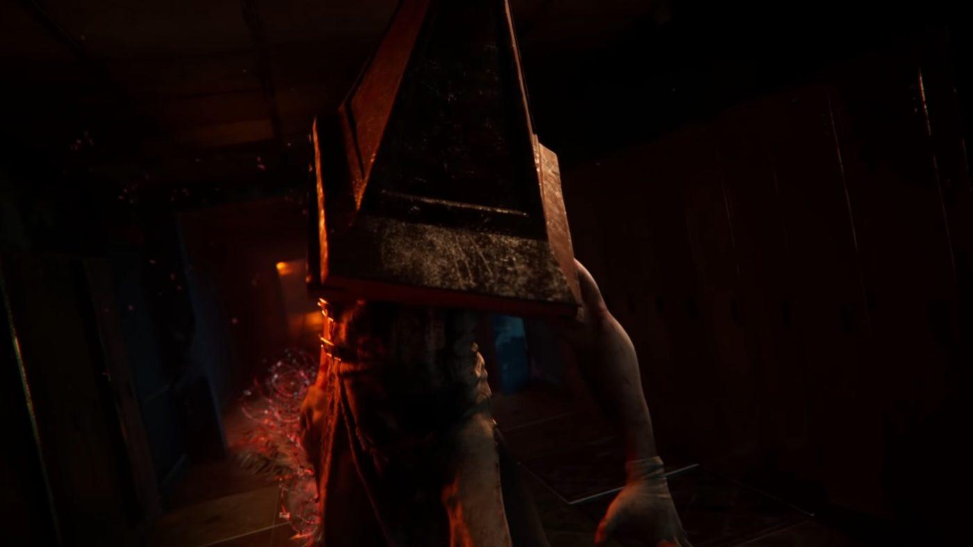 Dead by Daylight Pyramid Head