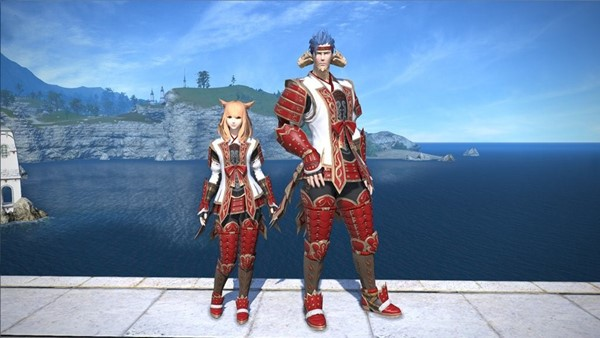 Final Fantasy XIV Online collab event
