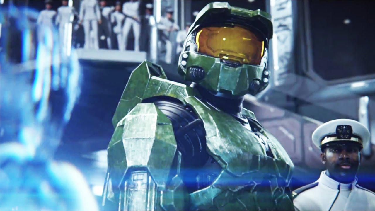 Halo 2 Anniversary Master Chief