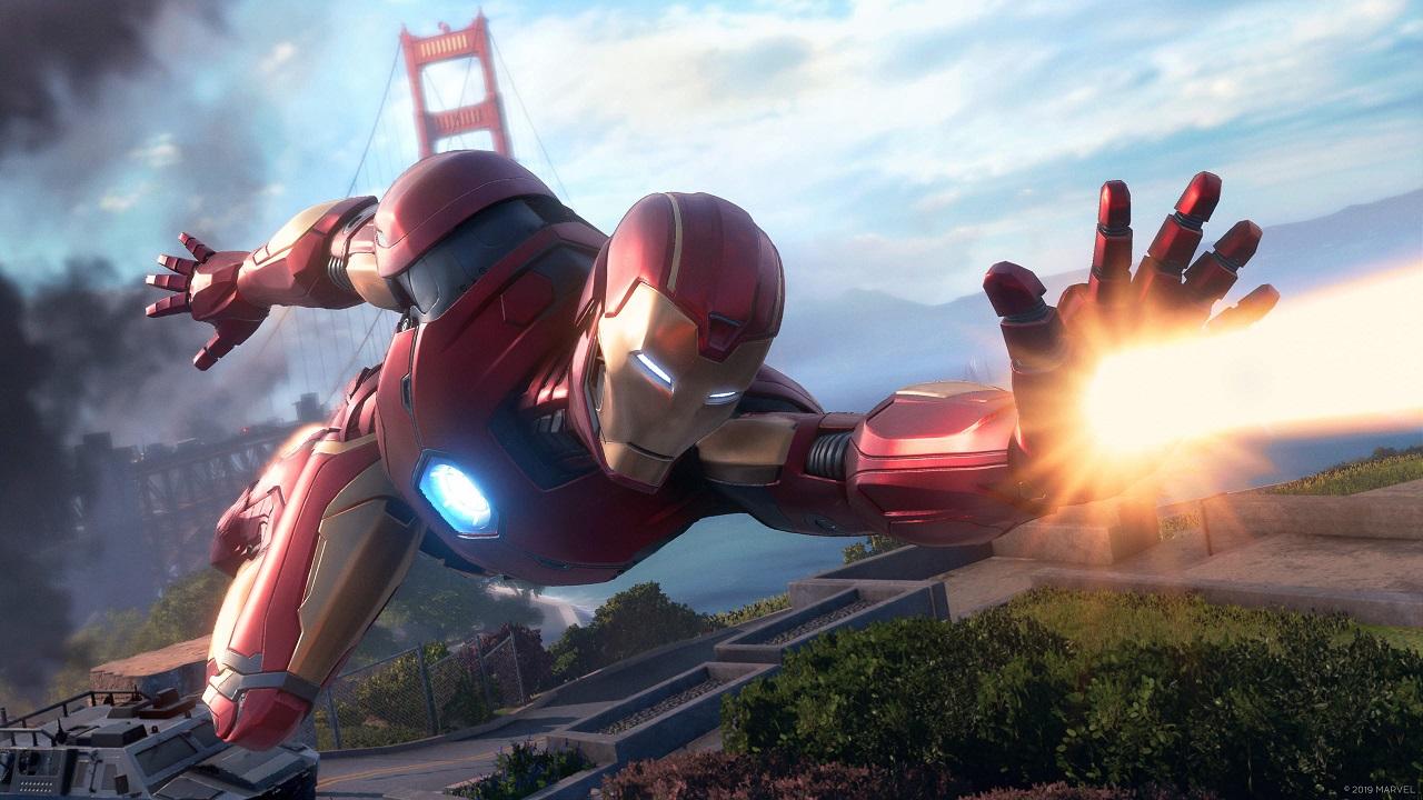 Marve's Avengers Iron Man