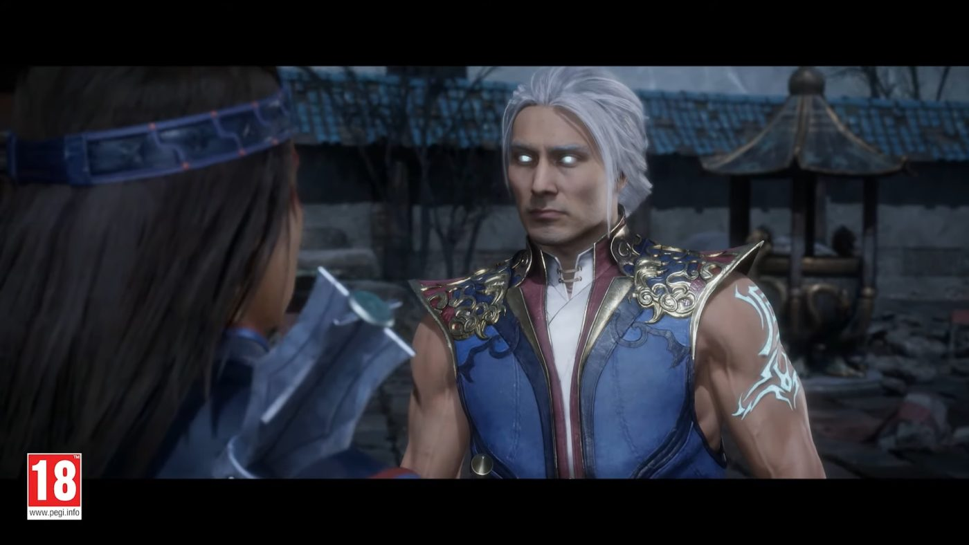 Mortal Kombat 11: Aftermath Fujin and Nightwolf