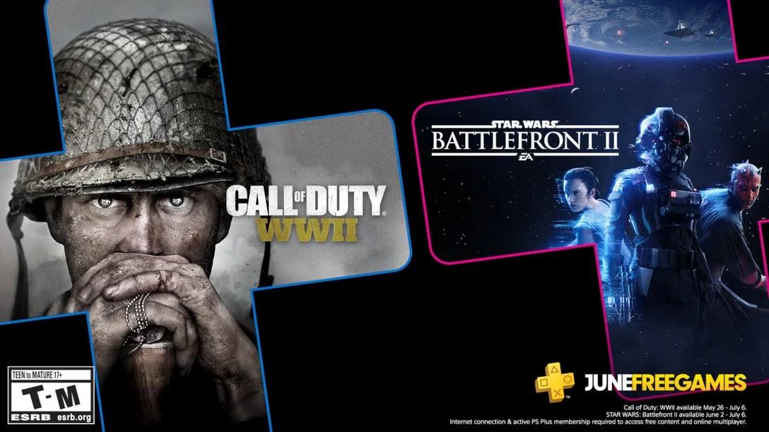 PlayStation Plus June 2020