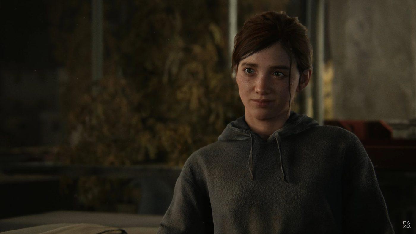 The Last of Us Part 2 Ellie