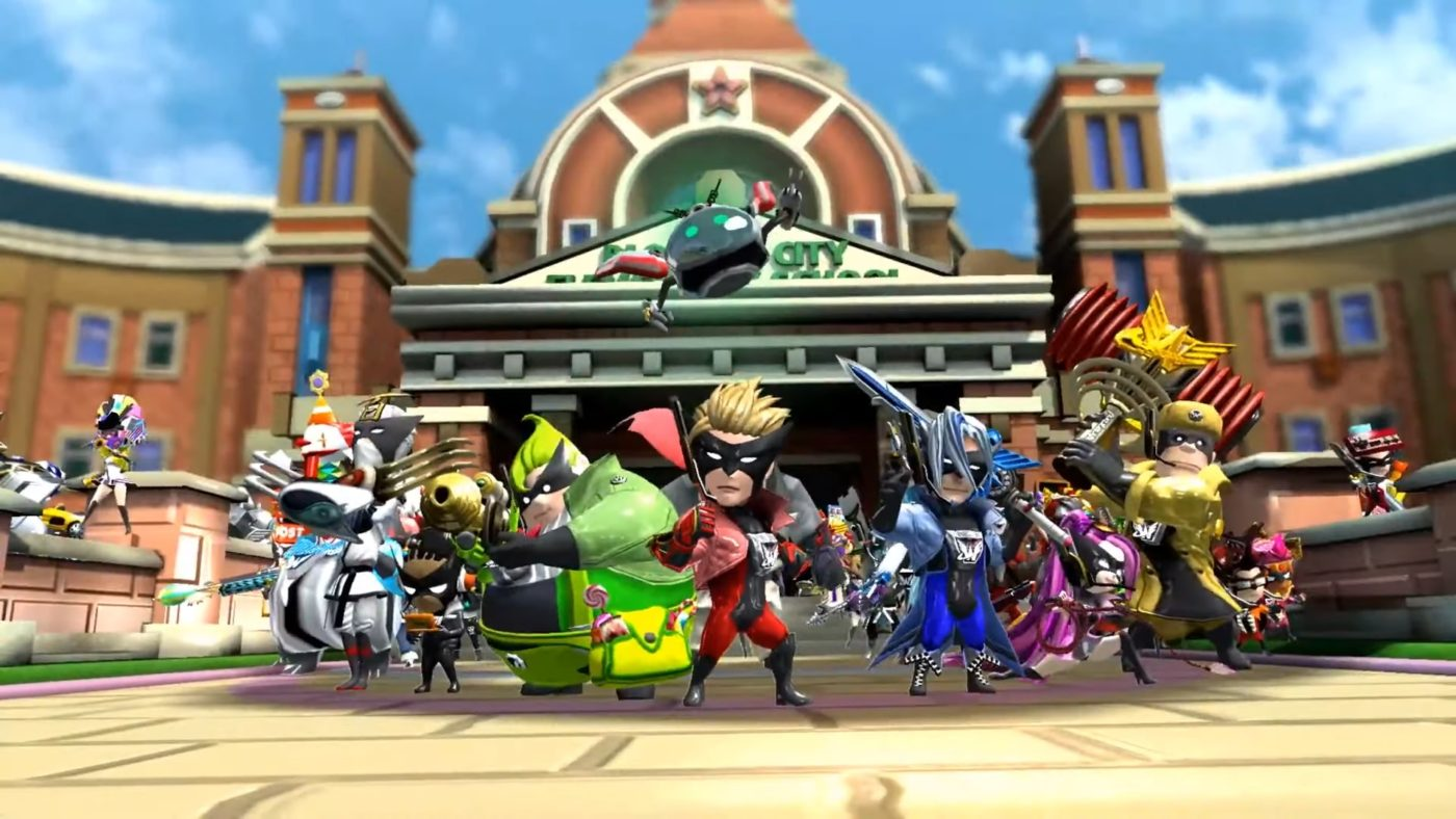 The Wonderful 101 Remastered team