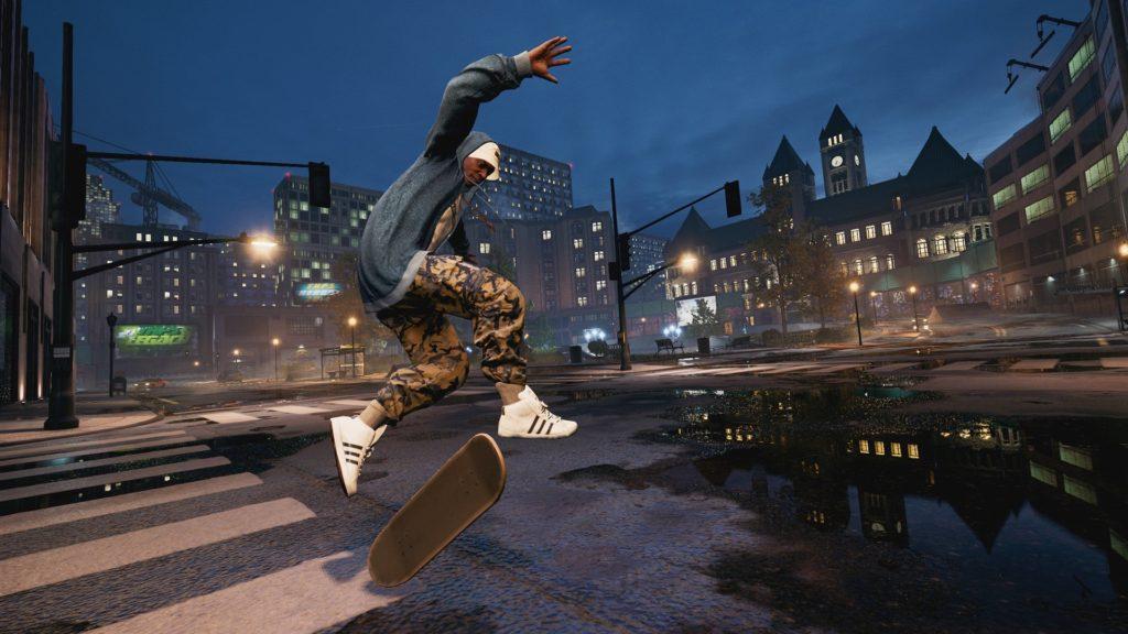 Tony Hawks Pro Skater 1 and 2 Remaster