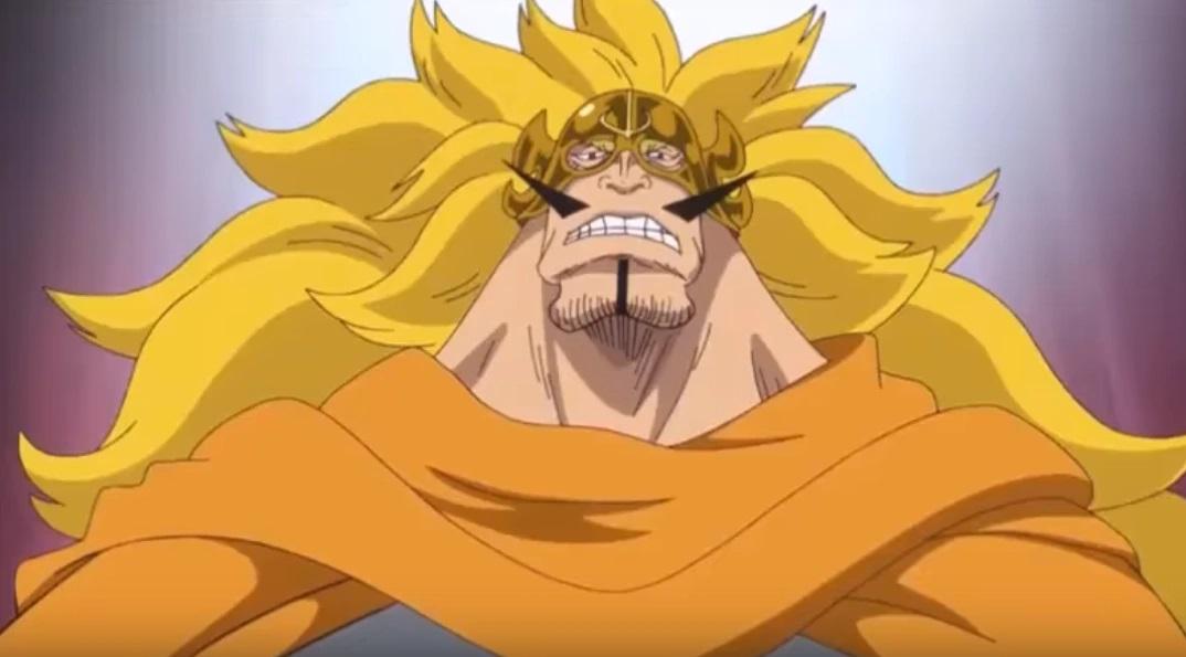 One Piece Pirate Warriors 4 Vinsmoke