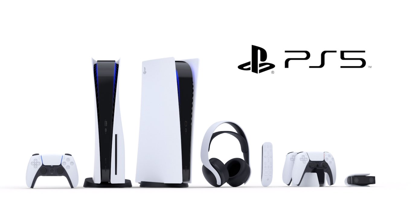 PlayStation 5 and accessories