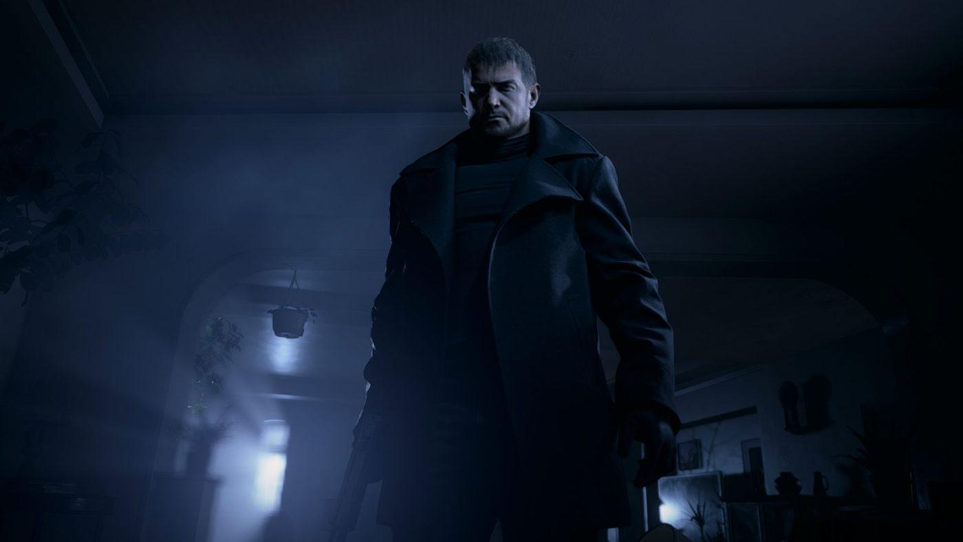 Resident Evil Village Chris