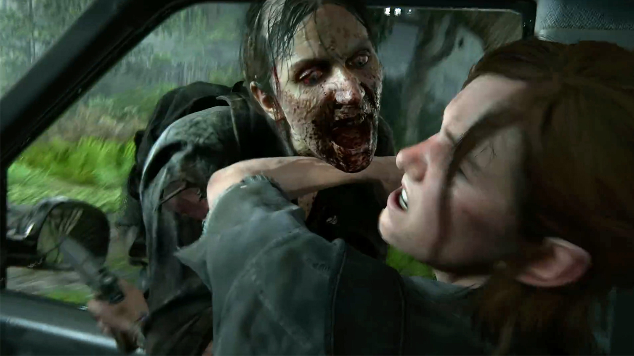 The Last of Us Part II Infected