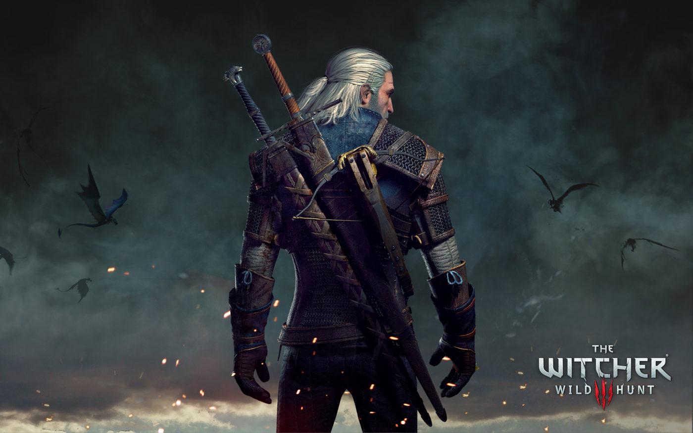 The Witcher III Geralt