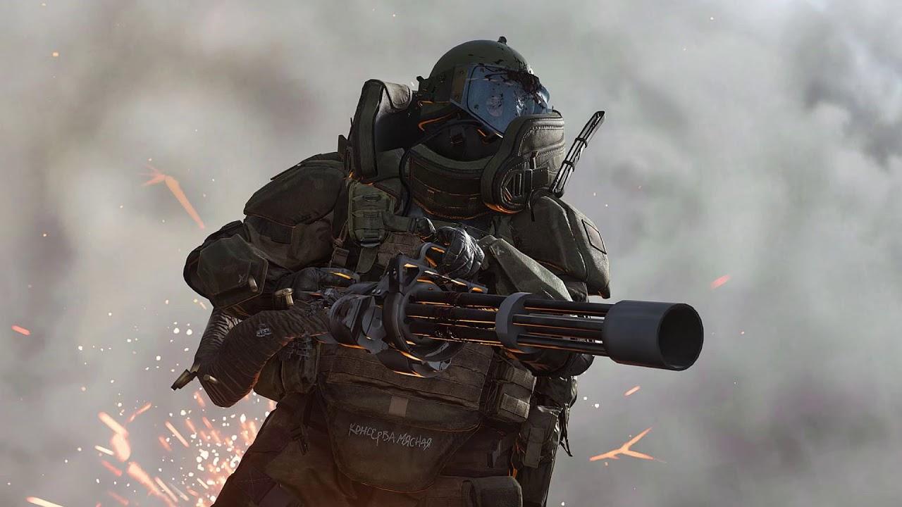 Call of Duty Warzone Juggernaut