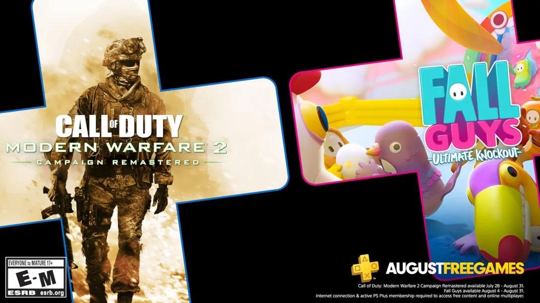 PlayStation Plus Aug. 2020