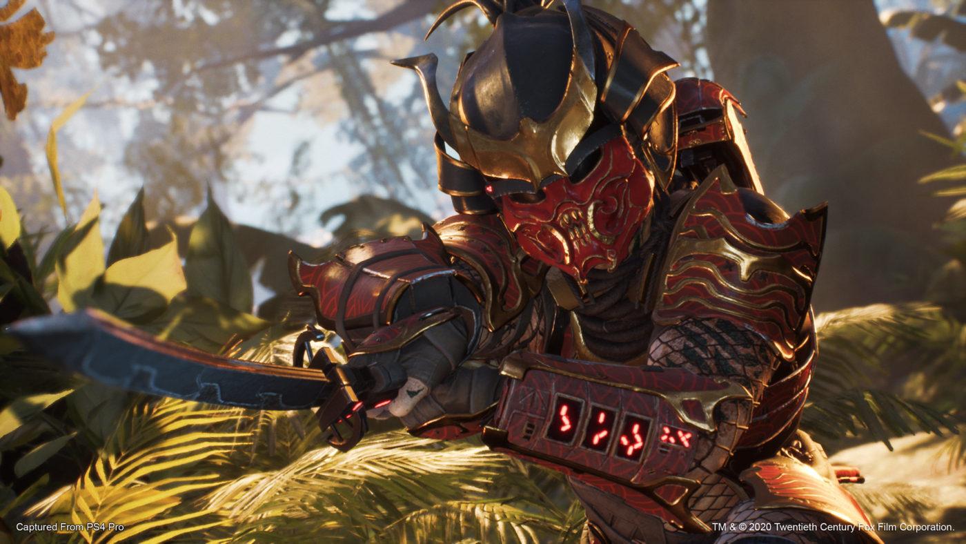 Predator: Hunting Grounds Samurai Predator