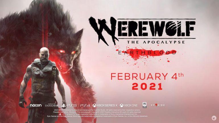 Werewolf: Teh Apocalypse - Earthblood