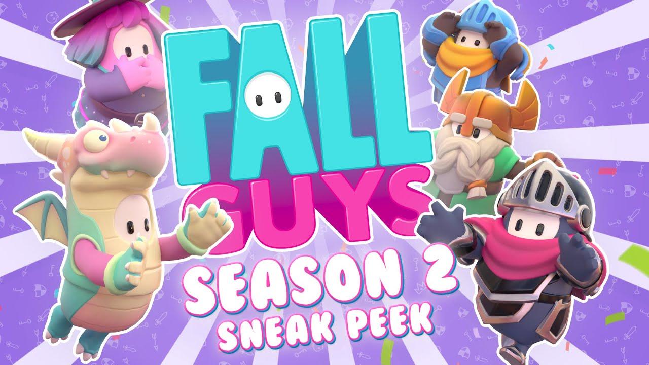 Fall Guys Season 2