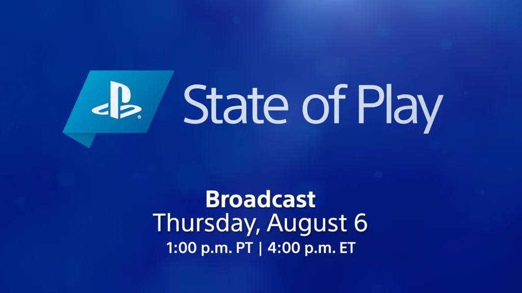State of Play Aug 2020