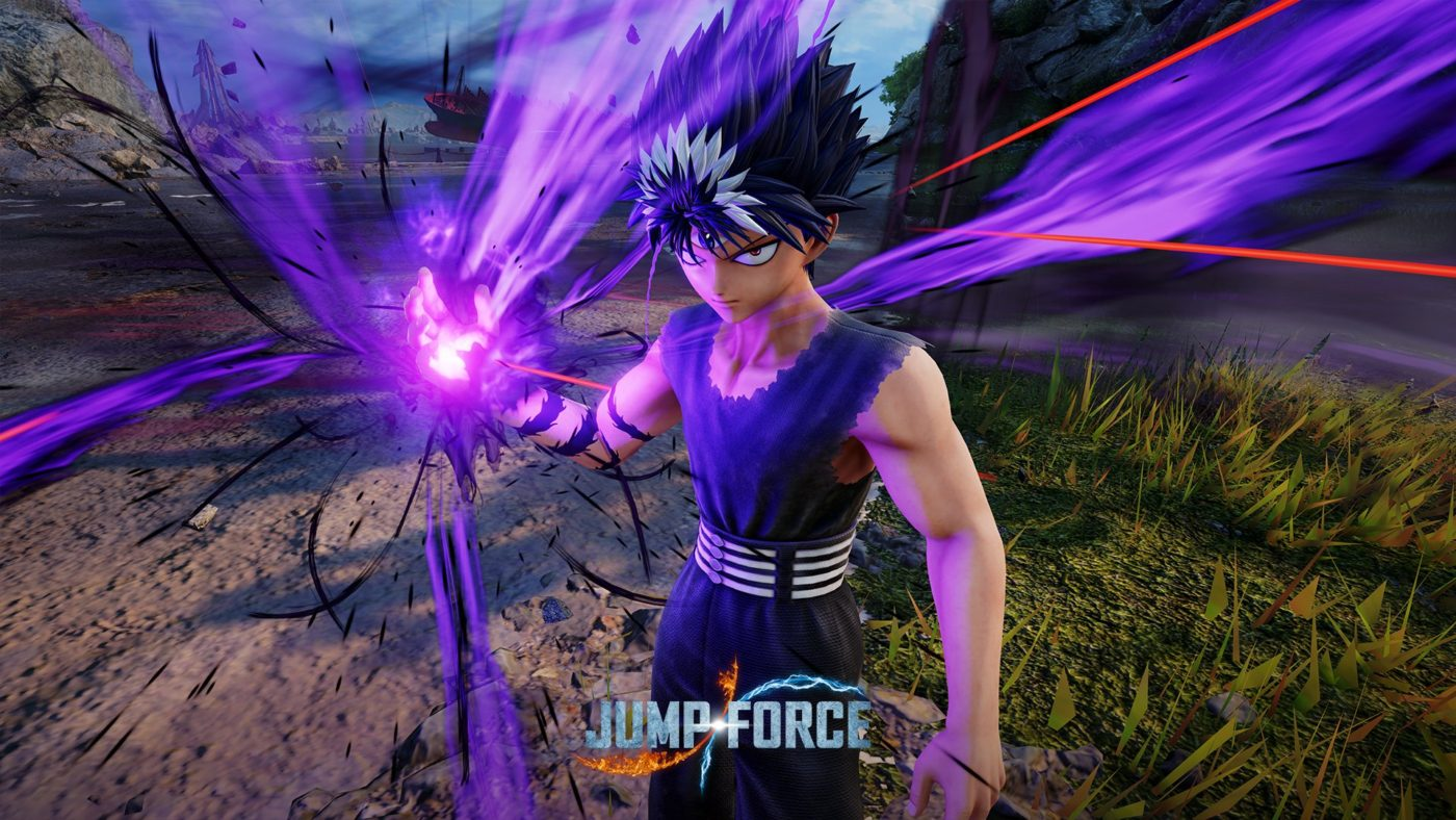 Jump Force Hiei
