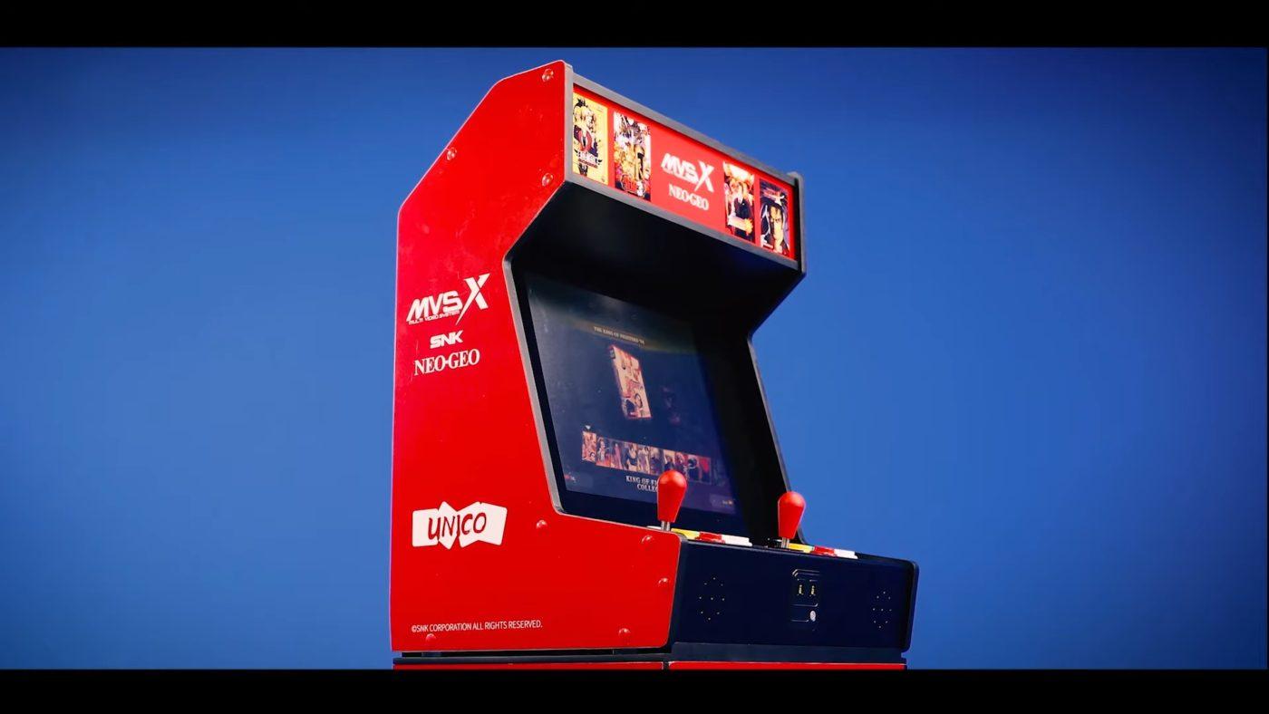 SNK Home Arcade