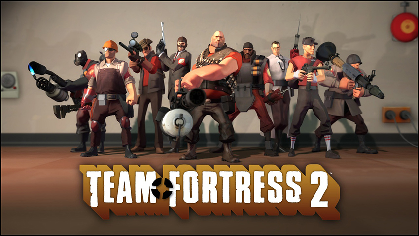 Team Fortres 2
