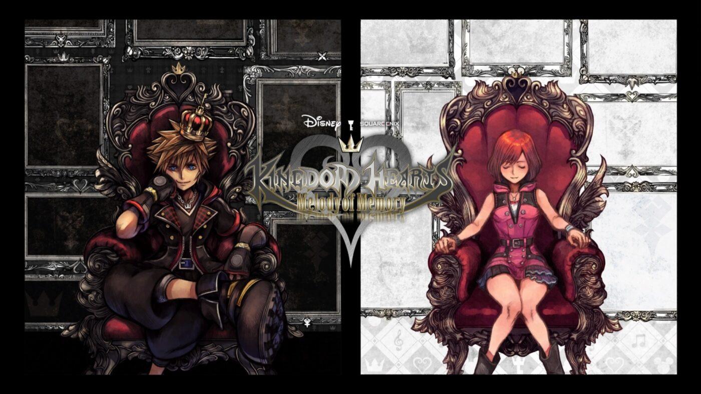 Kingdom Hearts Melody of Memory review