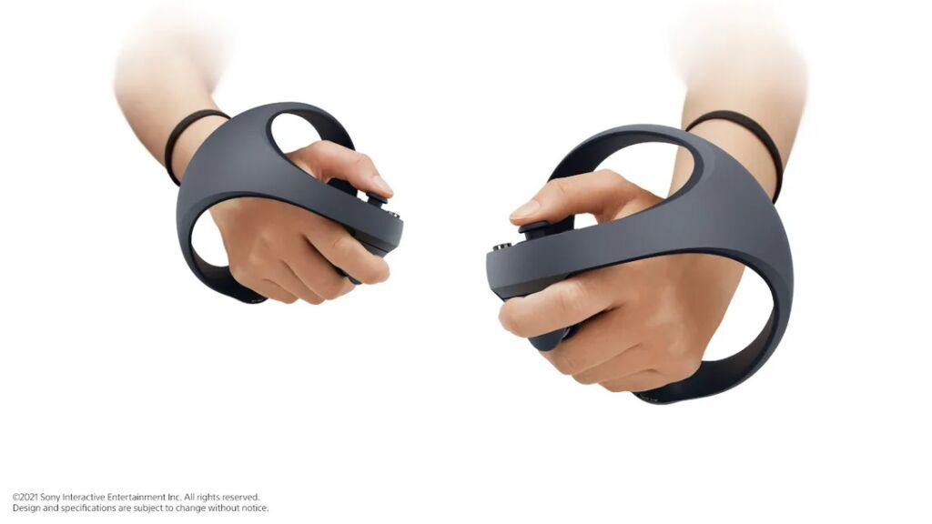PlayStation VR controller