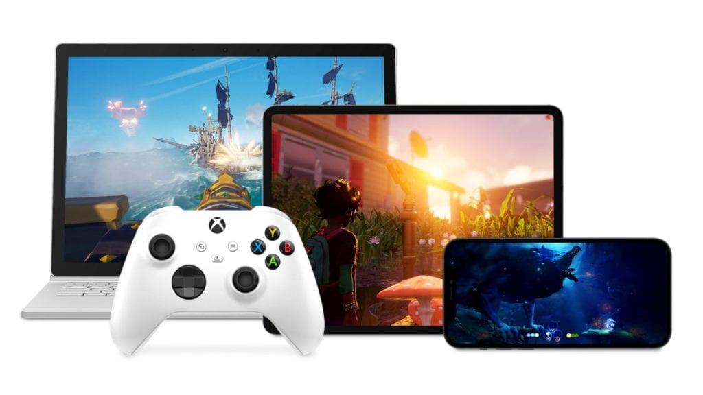 xbox cloud gaming beta