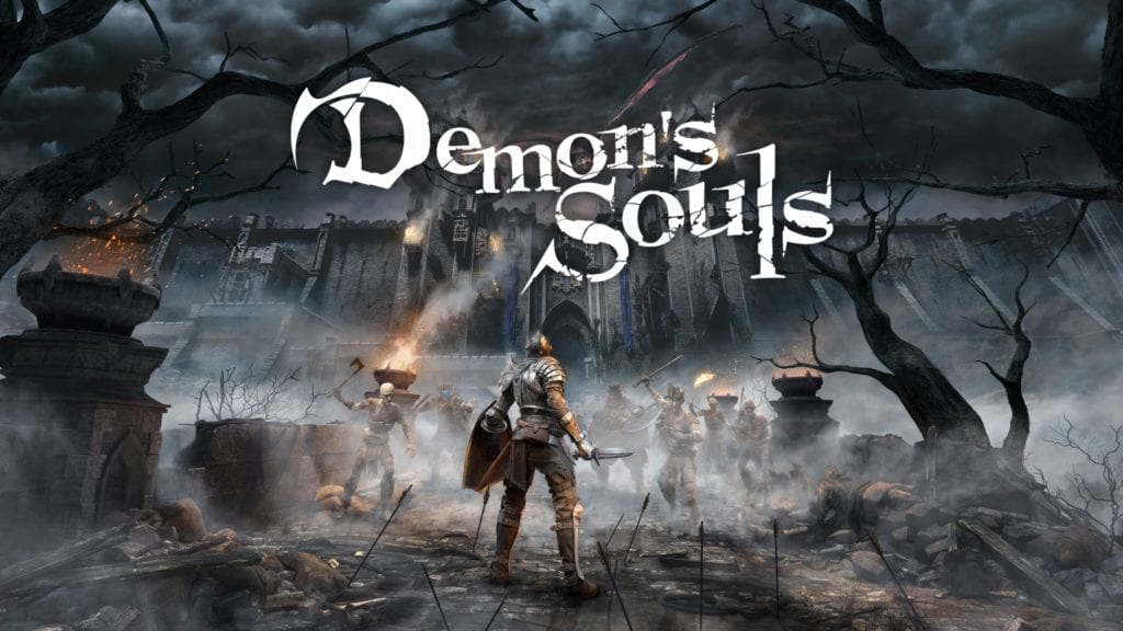 demon's souls best ps5 games of all time