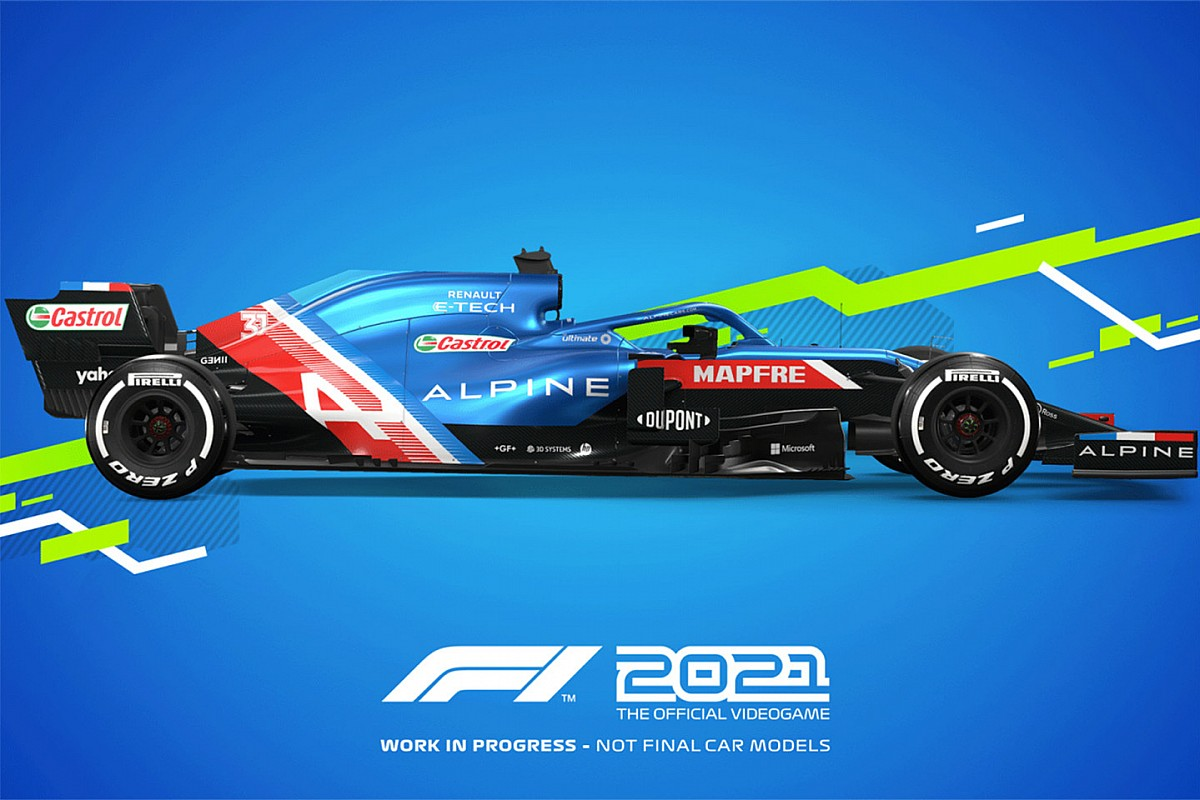 f1 21 preview