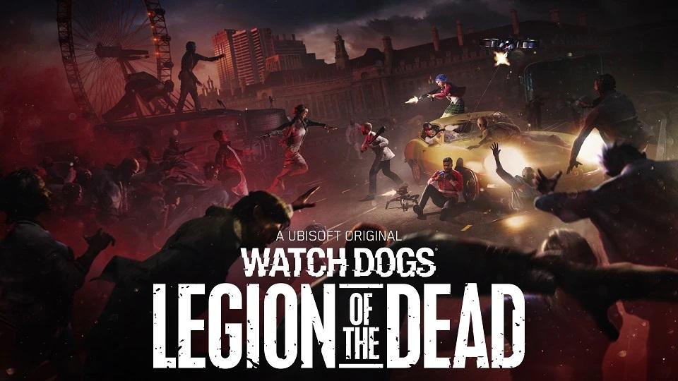 watch dogs legion of the dead