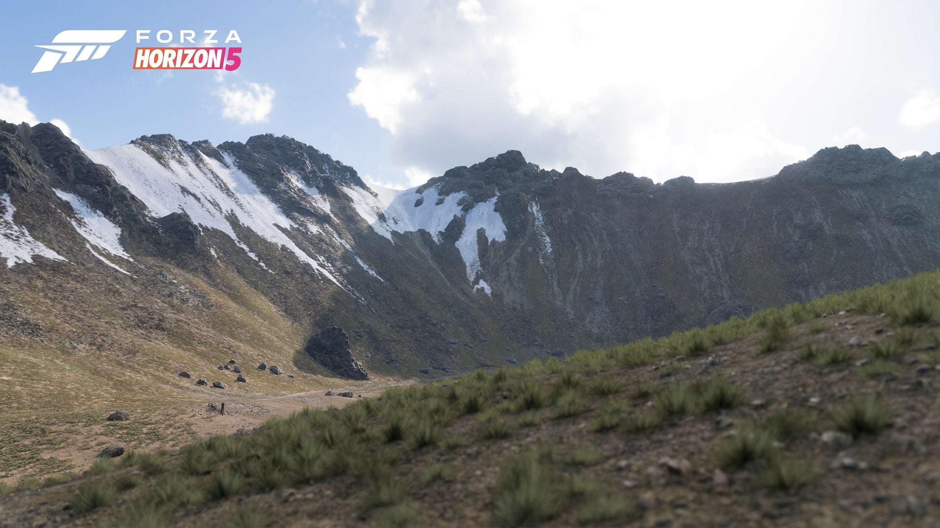 forza horizon 5 biomes volcano peak
