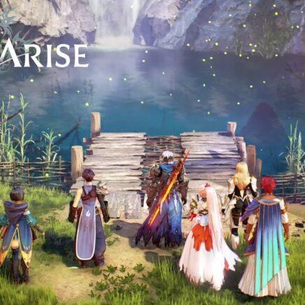 tales of arise the spirit of adventure