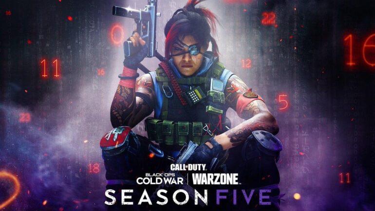 call of duty warzone season 5 kitsune