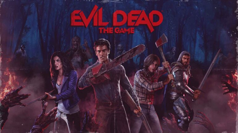 evil dead the game delayed