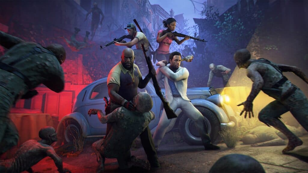 zombie army 4 left 4 dead 2