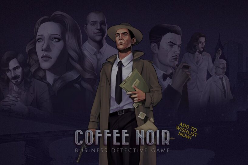 Coffee Noir - Preview