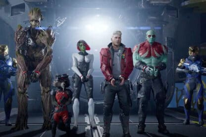 Does Marvel's Guardians of the Galaxy Have Co-op Multiplayer?