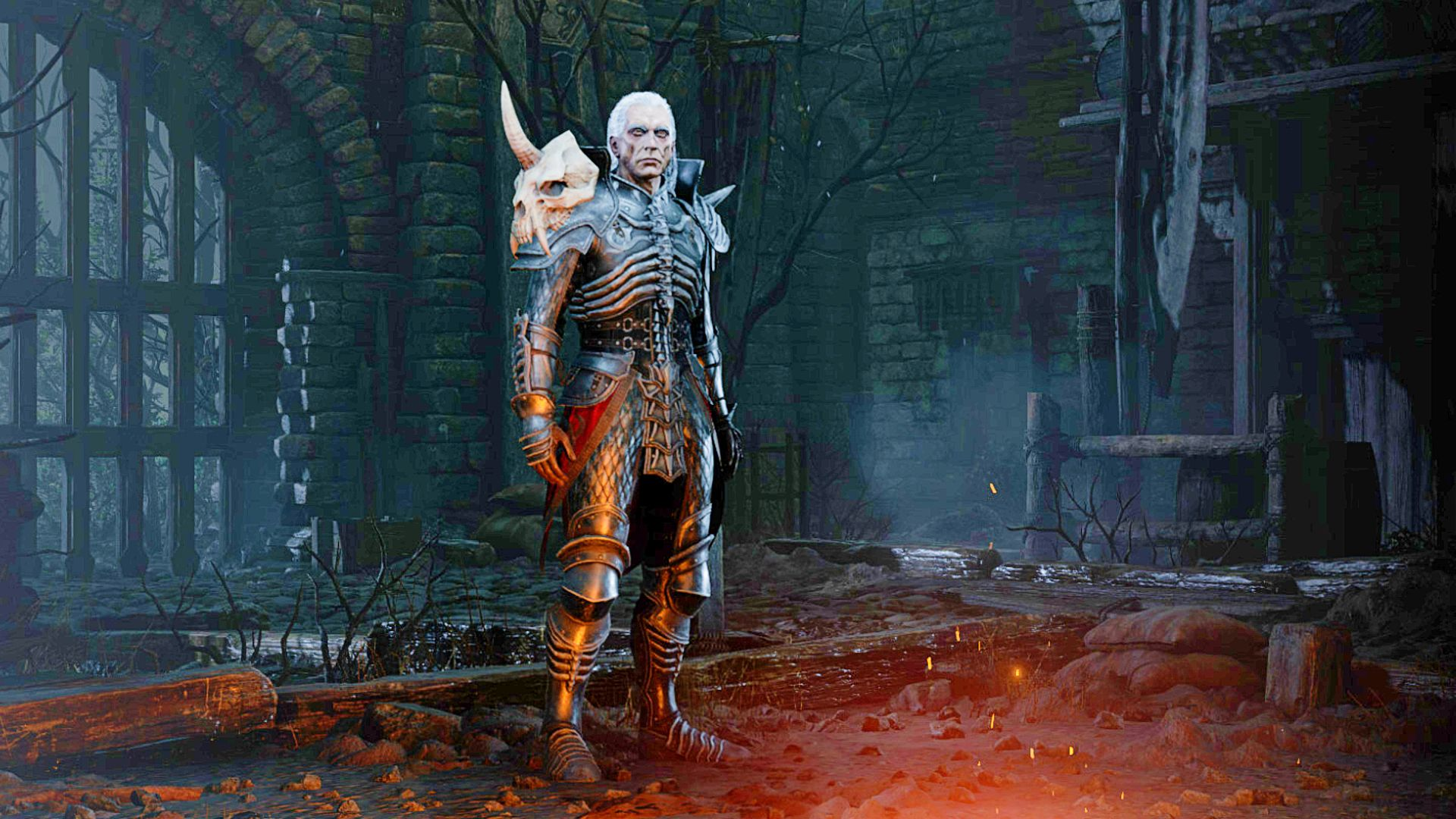 Diablo II: Resurrected Necromancer Fishymancer Build Guide - Sirus Gaming
