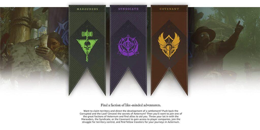 new world faction reputation cap