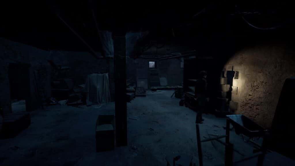 the medium secret door location